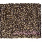 Louis Vuitton Leopard Disco Stole 1095