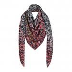Louis Vuitton Leopard Batik Square 1091