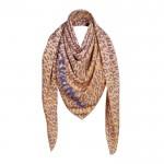 Louis Vuitton carré léopard batik 1093