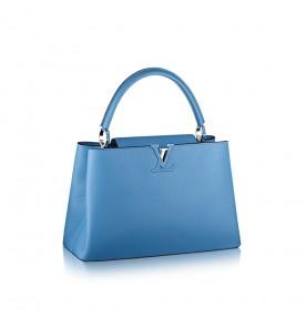 Louis Vuitton Capucines MM 0455