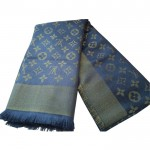 Louis Vuitton Monogram Shimmer Stole 1624